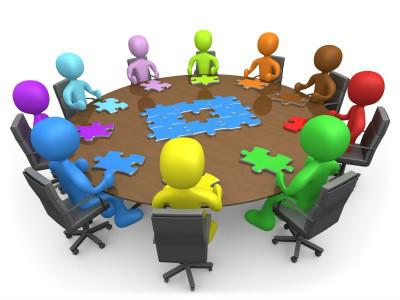 Spotkanie grupy roboczej