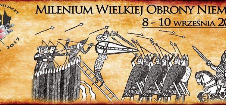 Milenium Wielkiej Obrony Niemczy cykl imprez