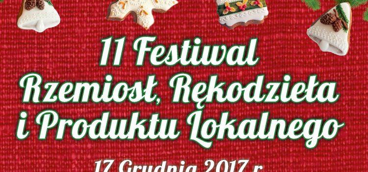 XI Ślężański Festiwal Rzemiosł, Rękodzieła i Produktu Lokalnego