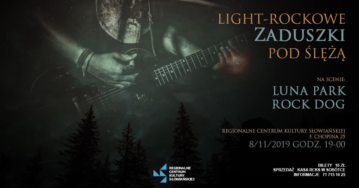 Light-rockowe Zaduszki pod Ślężą – koncert