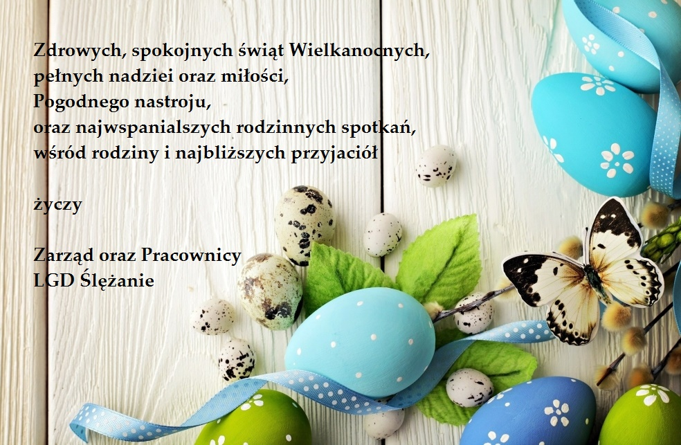 Najserdeczniejsze życzenia Wielkanocne